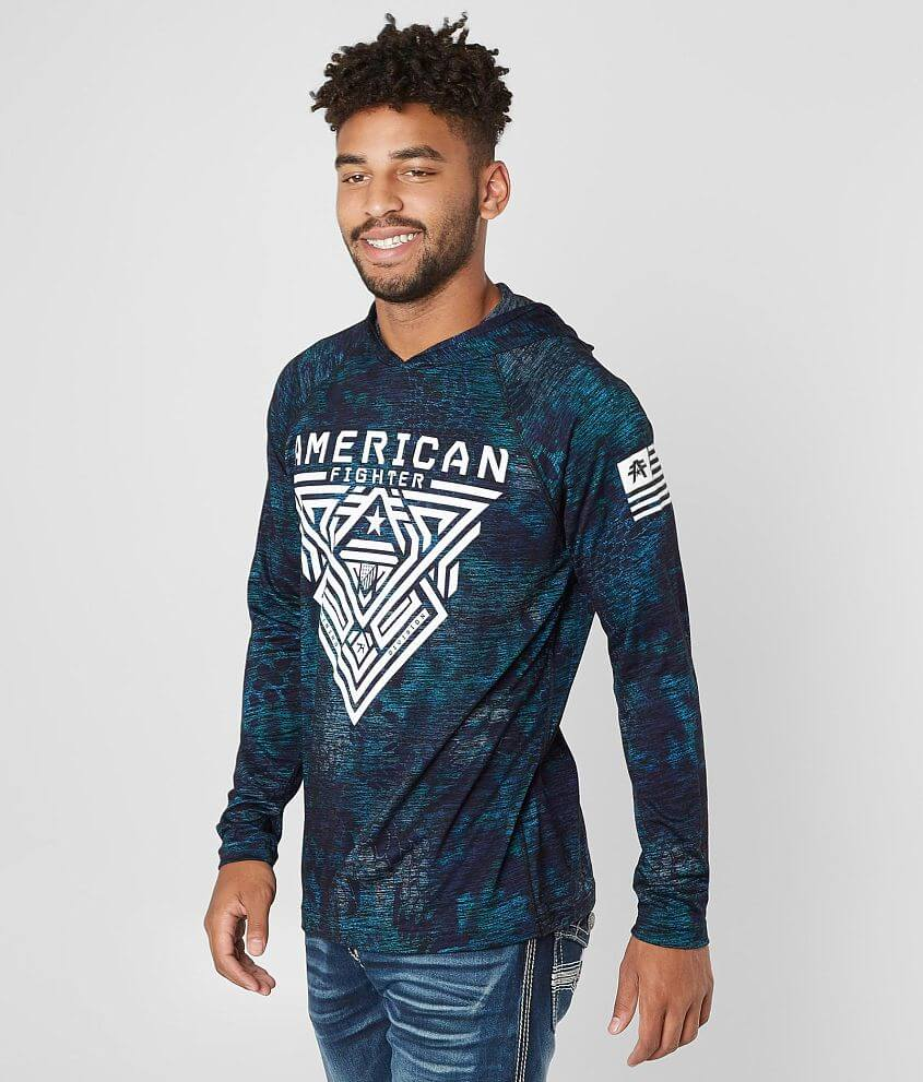 American Fighter Mayville Hoodie front view