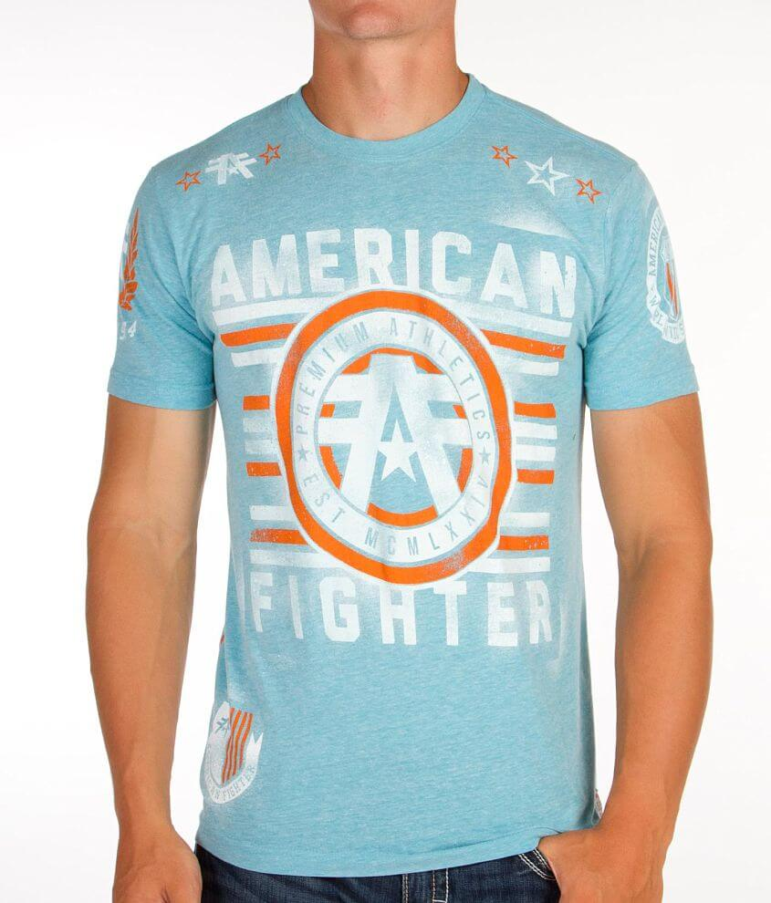 American Fighter Pittsburg T-Shirt front view