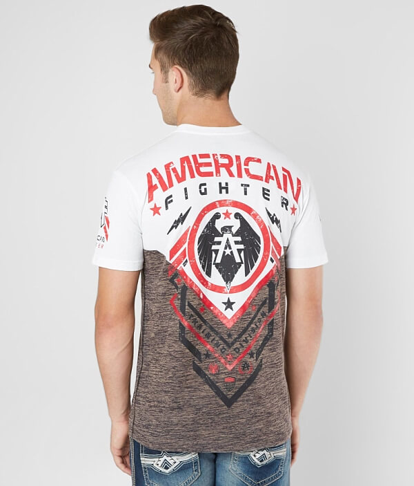 American Fighter Handley American Fighter T Handley Shirt Shirt Fighter American Handley T UFxwRqYgq