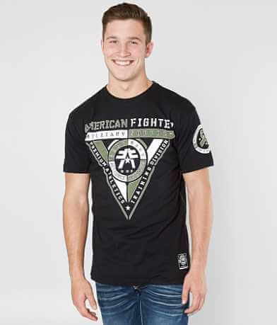 American Fighter Full Support T-Shirt