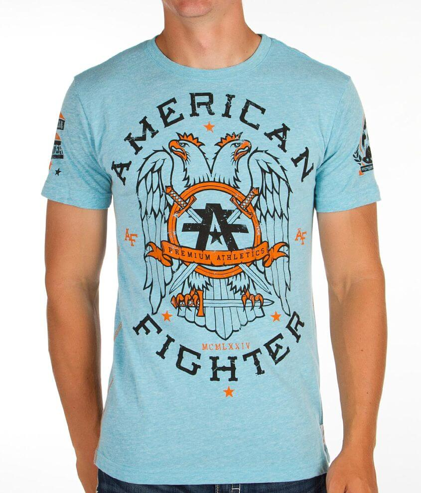 American Fighter Pennsylvania T-Shirt front view