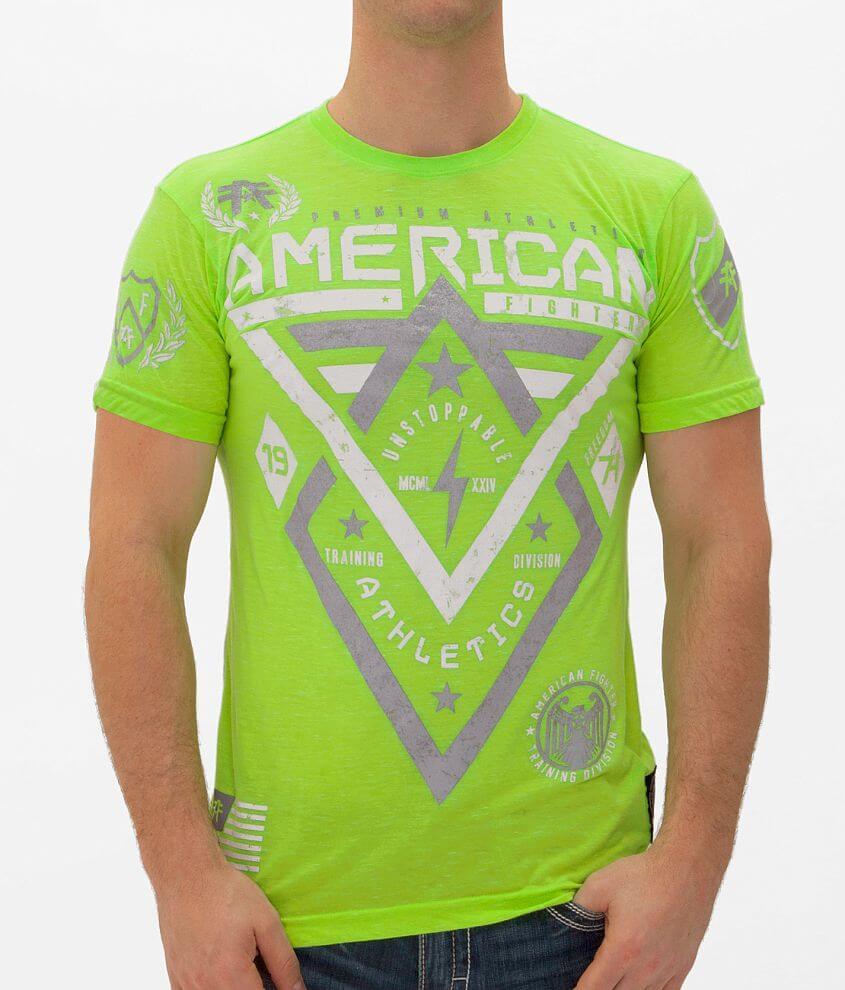 American Fighter Alaska T-Shirt front view