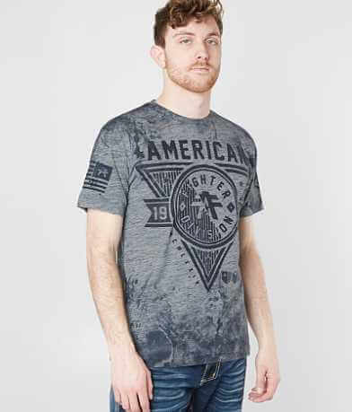 American Fighter Siena Heights Handcrafted T-Shirt