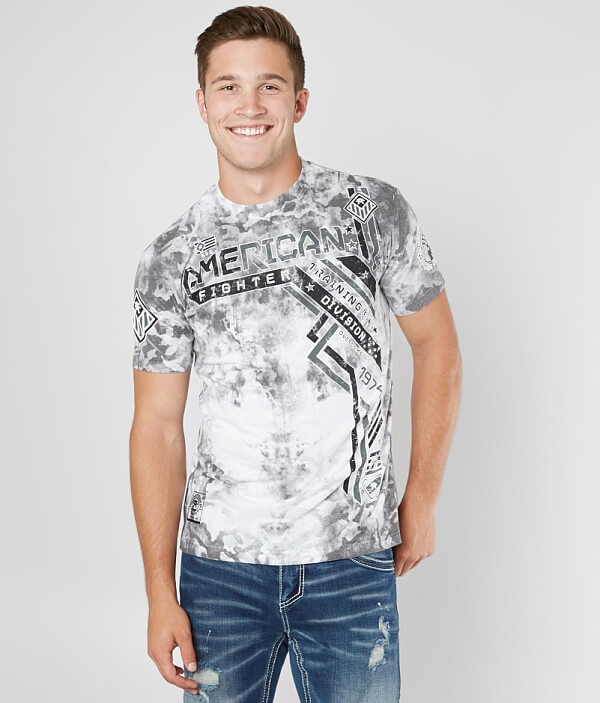 T American Shirt Hilltop Fighter American Fighter Oqwaa