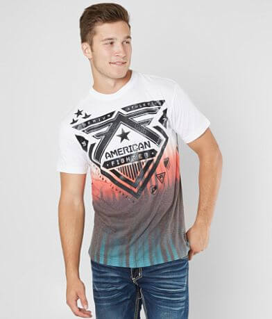 American Fighter Wolf Lake T-Shirt