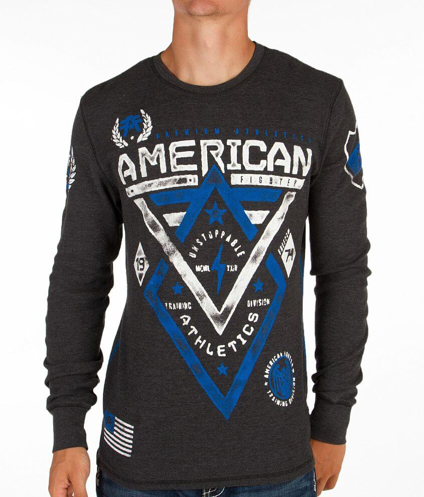 American Fighter Alaska Thermal Shirt front view