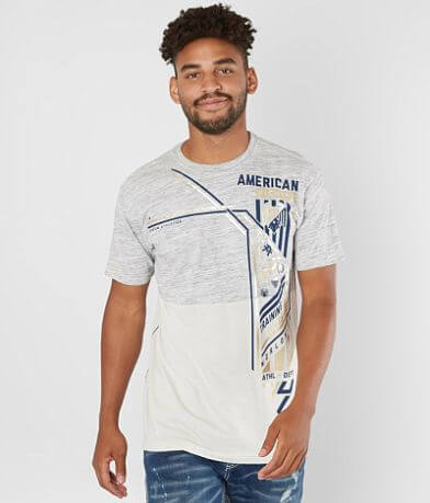 American Fighter Banning T-Shirt