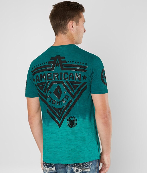 Shirt American American Crossroads T Fighter Fighter SUqOX