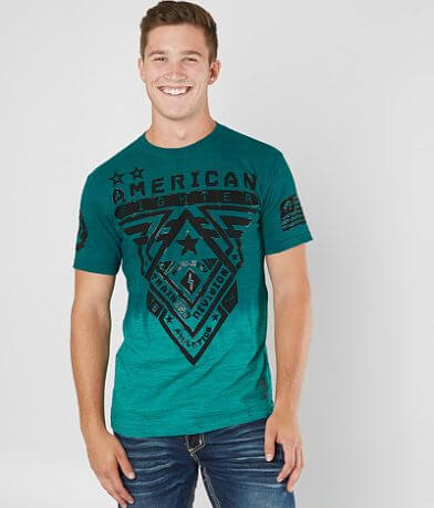 American Fighter Crossroads T-Shirt