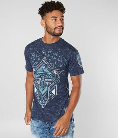 American Fighter Lancing T-Shirt