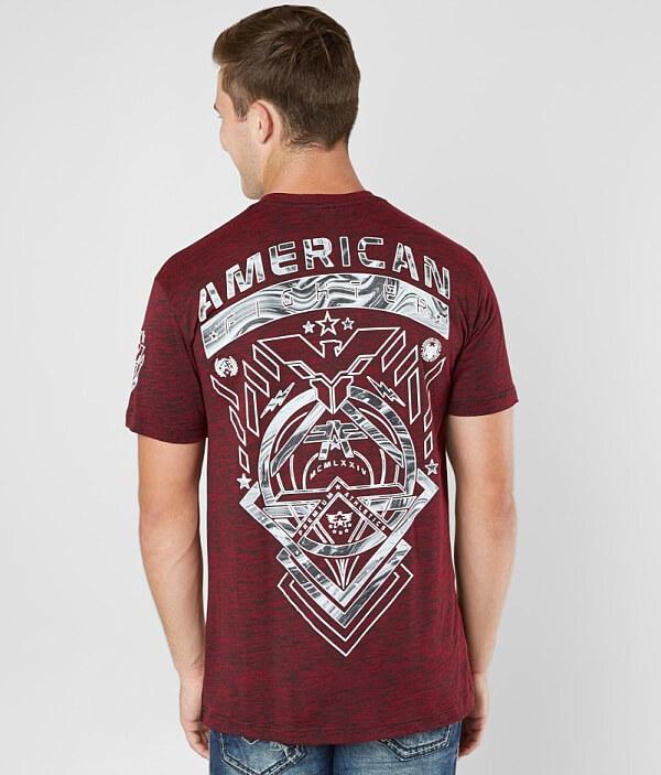 T T American Fowler American Fighter Fowler Shirt Fighter Shirt Tzq4U