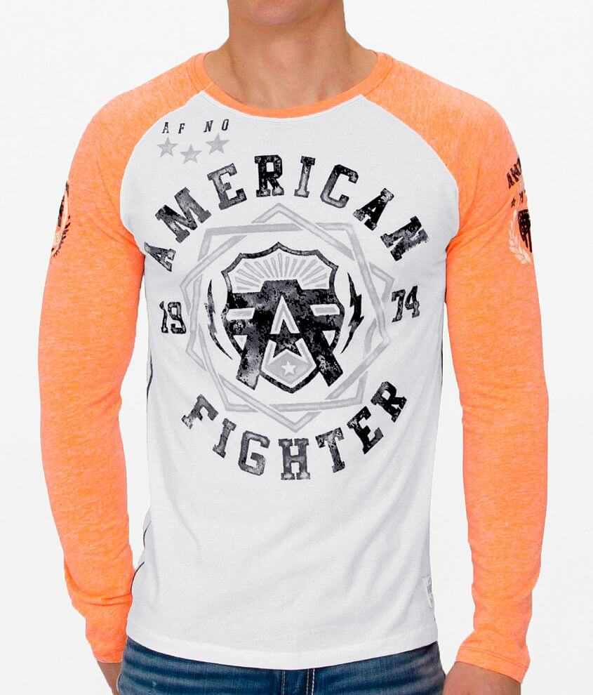 American Fighter Bowie T-Shirt front view