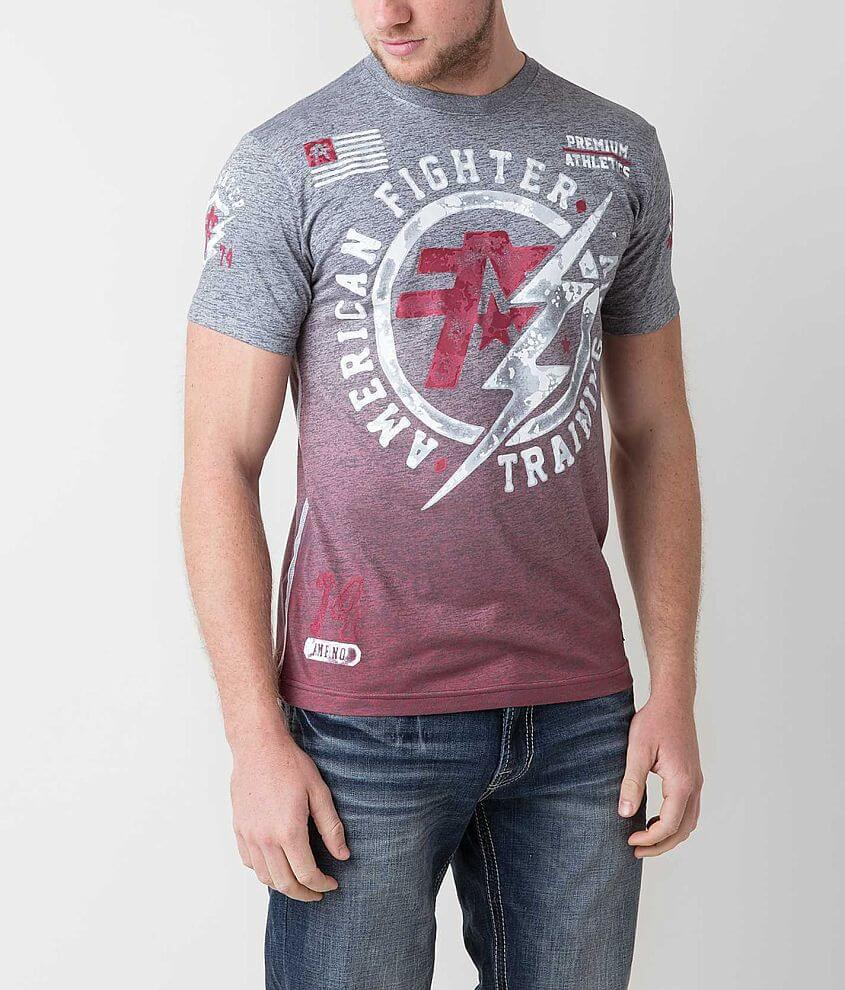 American Fighter Heritage T-Shirt front view