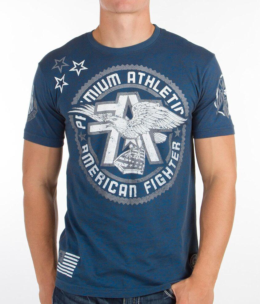 American Fighter Missouri T-Shirt front view