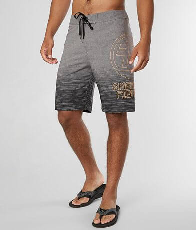 c65e17f707 American Fighter Brisbane Stretch Boardshort