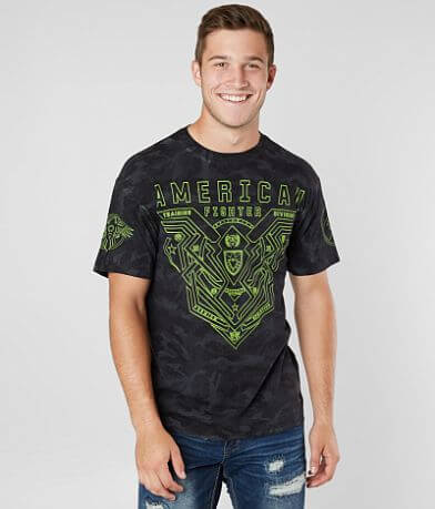 American Fighter Brimley Reflective T-Shirt