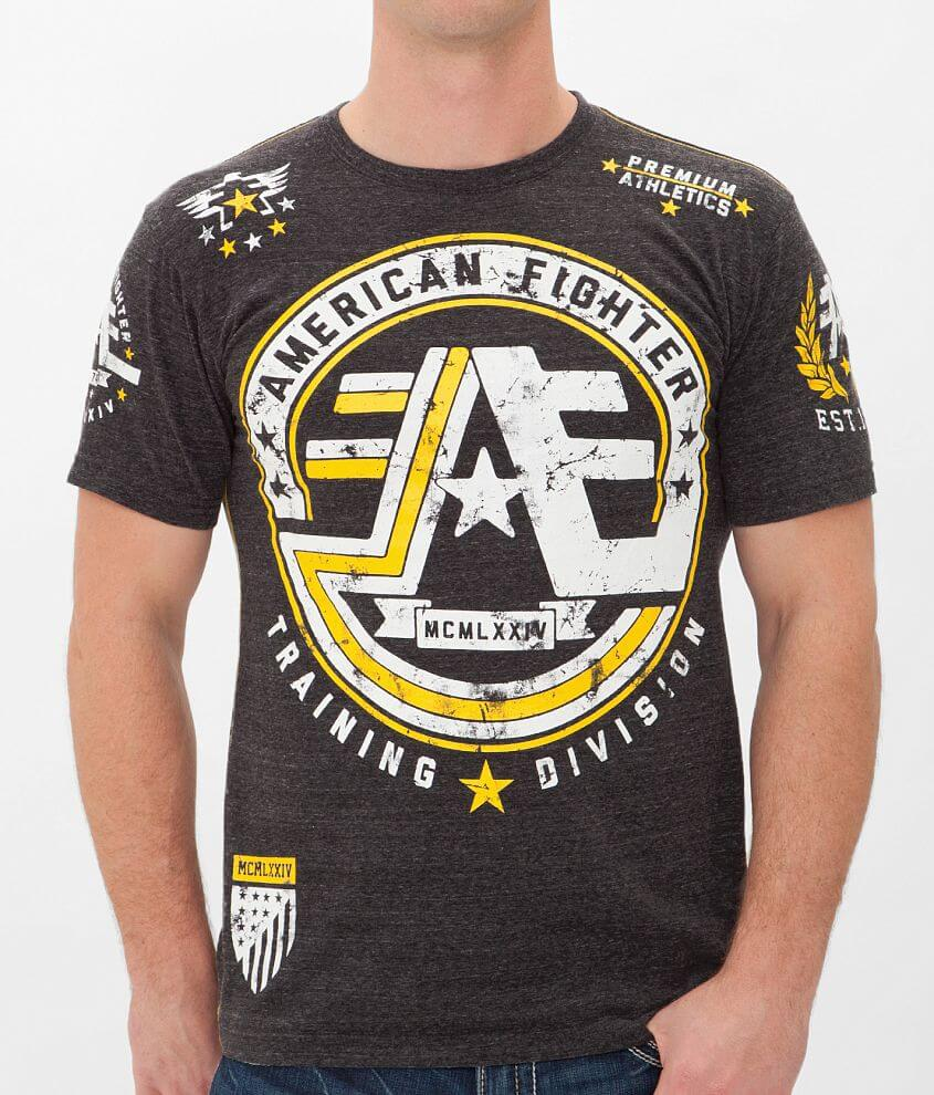 American Fighter Gainesville T-Shirt front view