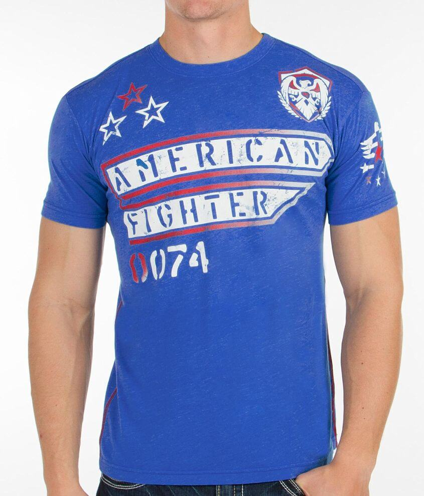 American Fighter Marshall T-Shirt front view
