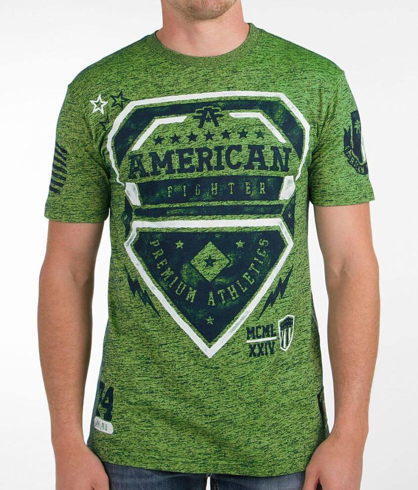 American Fighter Prescott T-Shirt front view