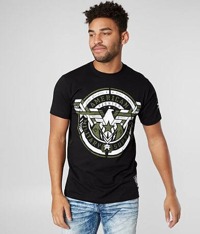 American Fighter Fort Bragg T-Shirt