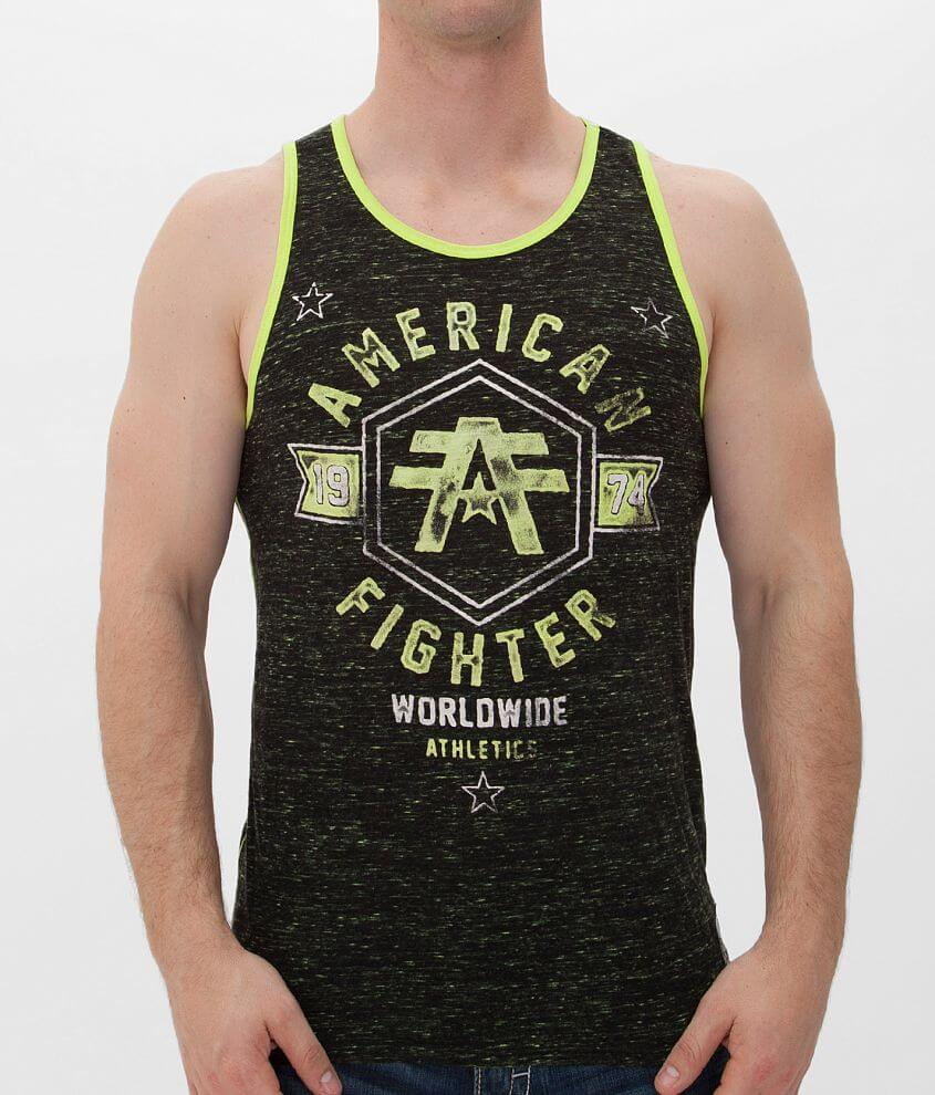 American Fighter Jacksonville Tank Top front view