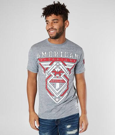 American Fighter Indiana Born T-Shirt
