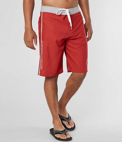 American Fighter Canyon Stretch Boardshort