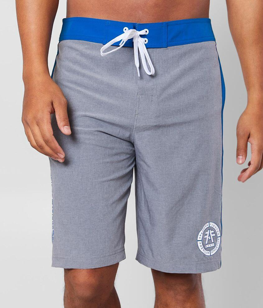 American Fighter Dearing Stretch Boardshort front view