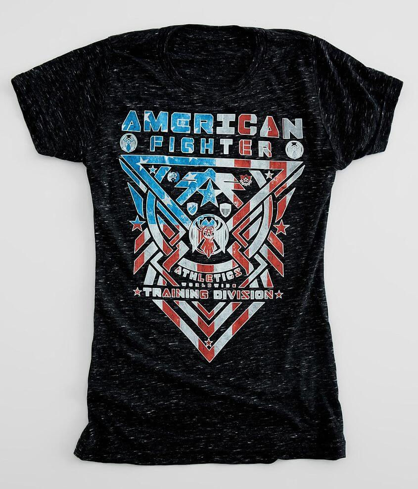 American Fighter Galesville T-Shirt front view
