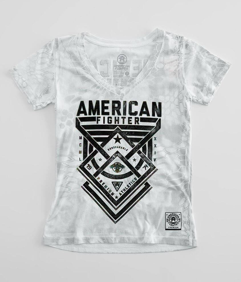 American Fighter Dustin T-Shirt front view