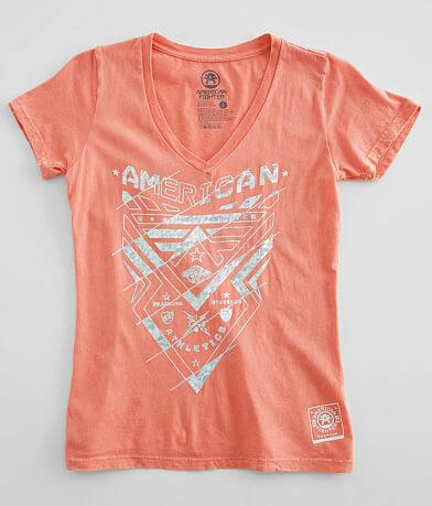 American Fighter Lakehurst V-Neck T-Shirt