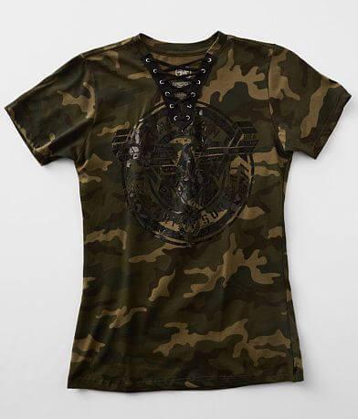 American Fighter Fort Bragg T-Shirt