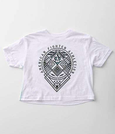 American Fighter Duncan Cropped T-Shirt