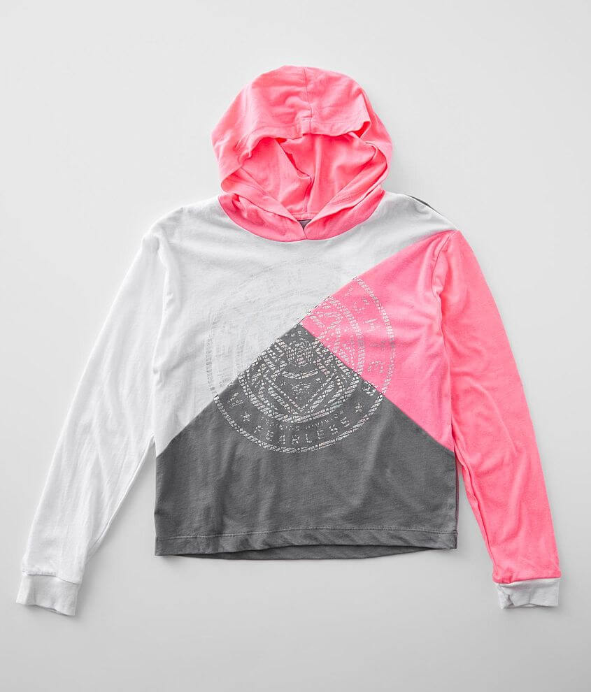 American Fighter Morrow Neon Hoodie front view