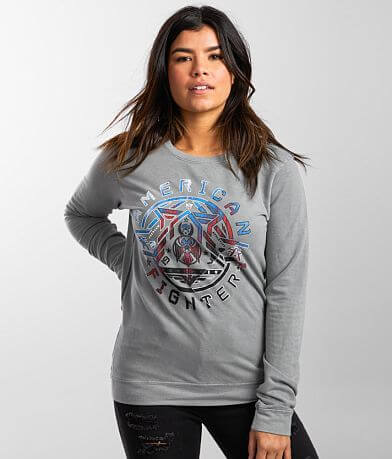 American Fighter Paxton Crew Neck Sweatshirt