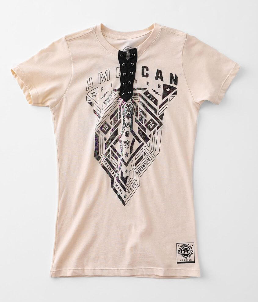 American Fighter Irvine T-Shirt front view