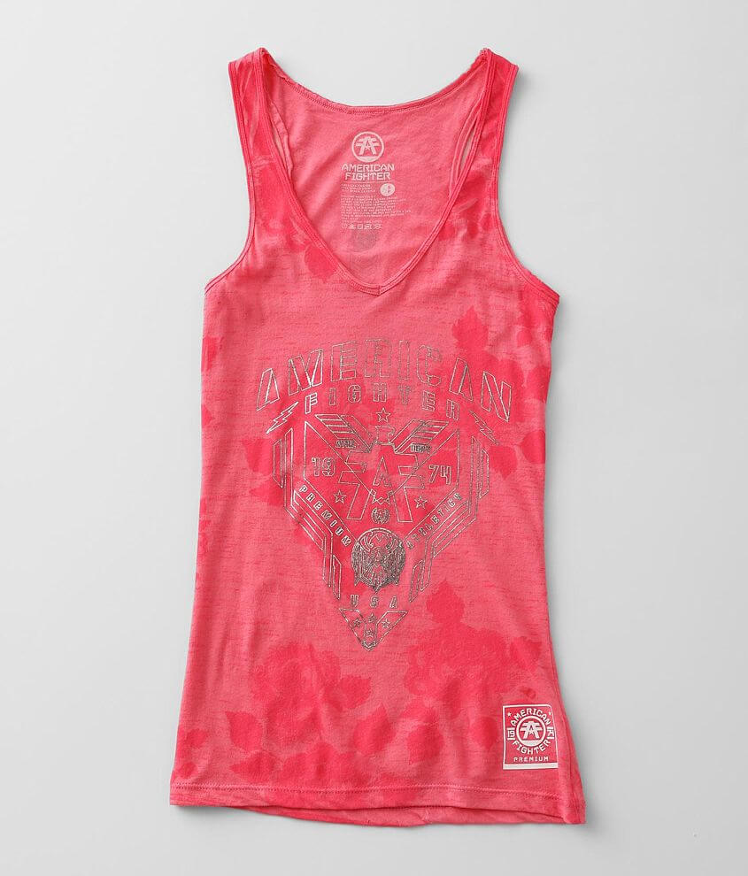 American Fighter Boxford Tank Top front view