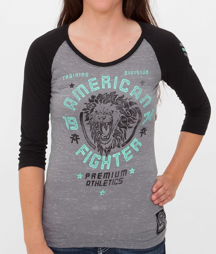 American Fighter Columbia T-Shirt front view