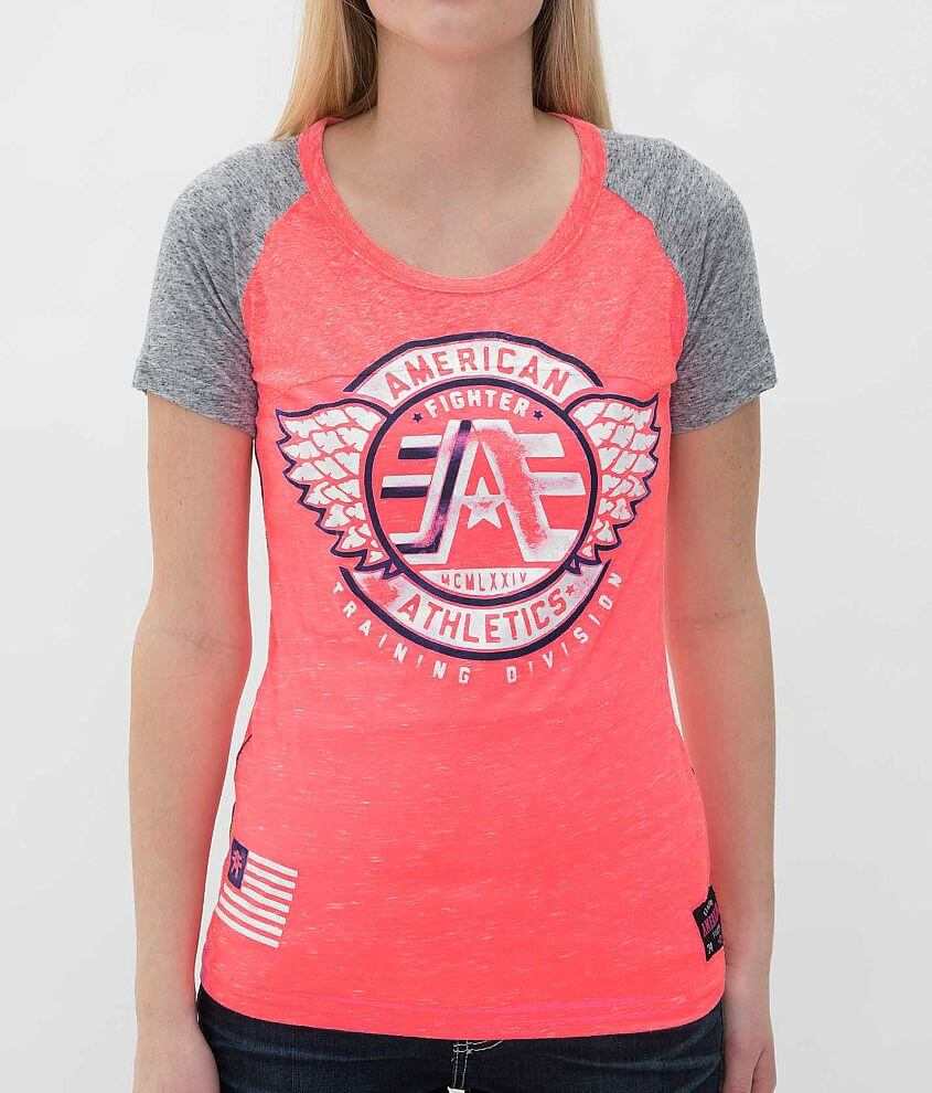American Fighter Hampshire T-Shirt front view