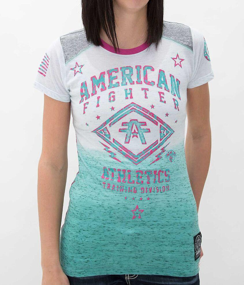 American Fighter Lindenwood T-Shirt front view