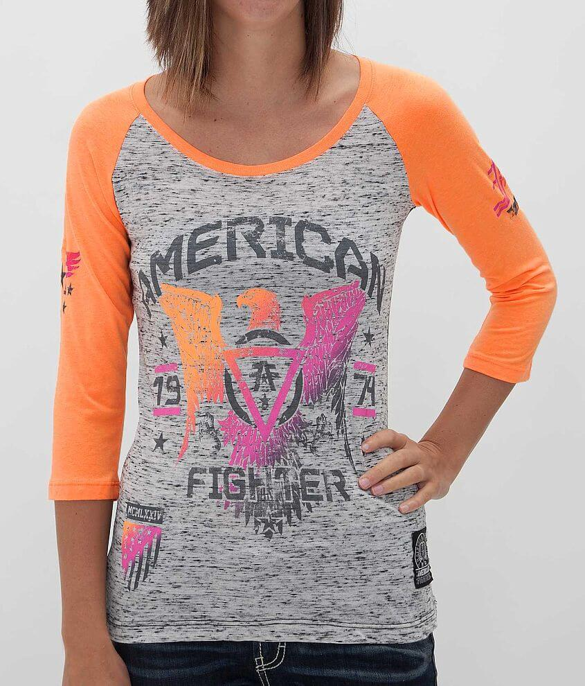 American Fighter Chicago T-Shirt front view