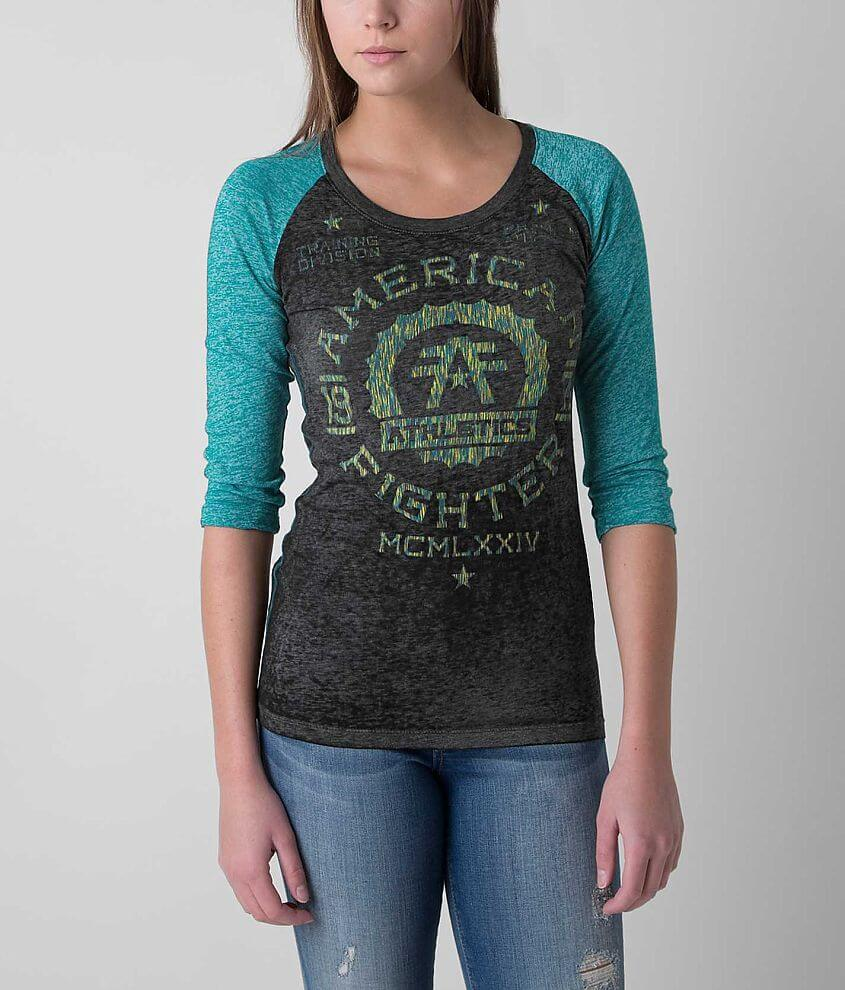 American Fighter Maryland Noise T-Shirt front view