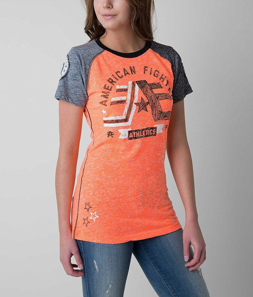 American Fighter Stony Brook T-Shirt front view