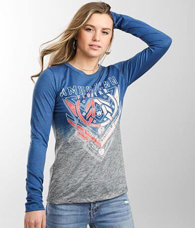 American Fighter Kendleton Tetris T-Shirt