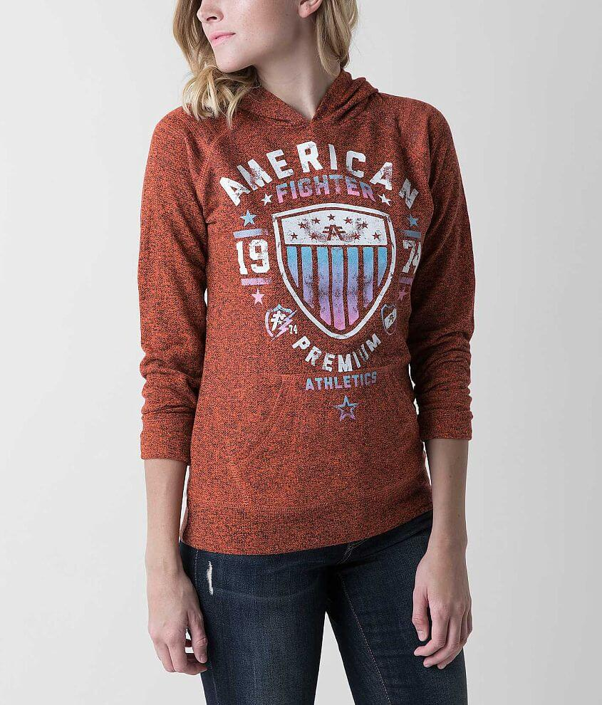American Fighter North Park Sweatshirt front view