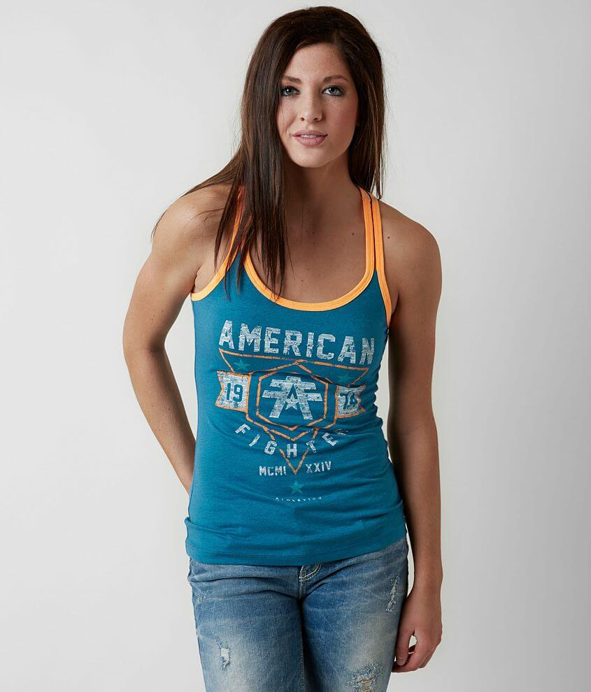 American Fighter Oakland Tank Top front view