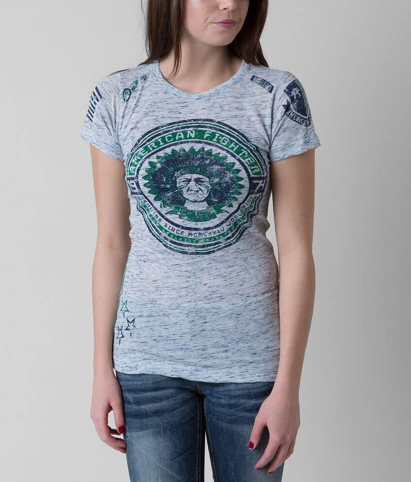 American Fighter Saginaw Valley T-Shirt front view