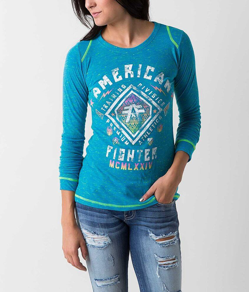 American Fighter Garret T-Shirt front view