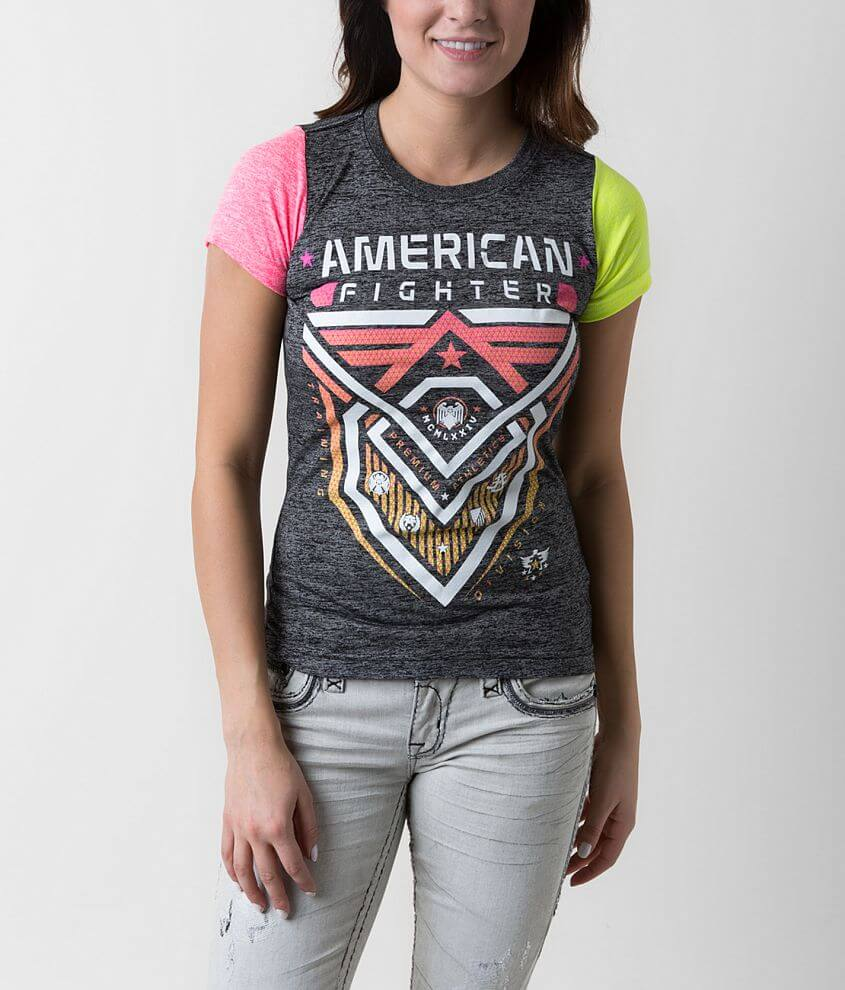 American Fighter Kendrick Tech T-Shirt front view