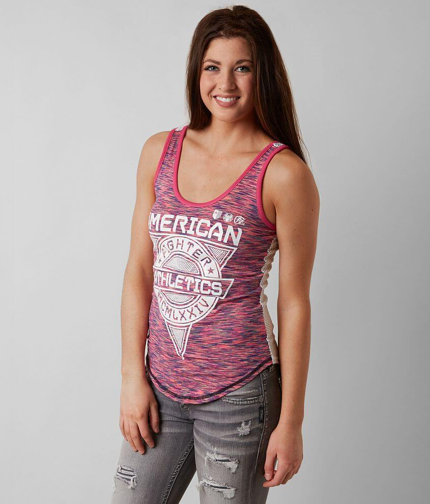 American Fighter Grove Tank Top front view